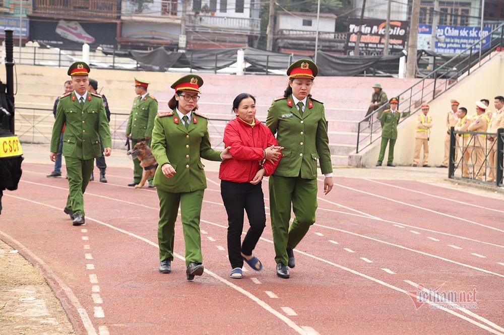Vụ nữ sinh giao gà bị sát hại ở Điện Biên: 9 bị cáo bị đề nghị 6 án tử hình-4