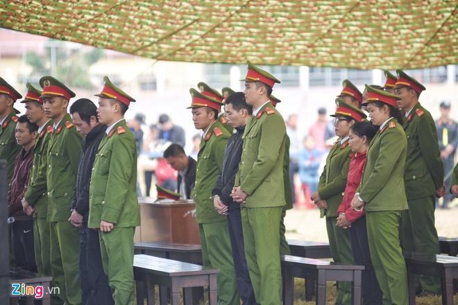 Vụ nữ sinh giao gà bị sát hại ở Điện Biên: 9 bị cáo bị đề nghị 6 án tử hình-1