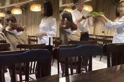 Nữ khách hàng đòi 'đuổi thẳng cổ' nhân viên nhà hàng ở Đà Nẵng chỉ vì mang nhầm rau có hành