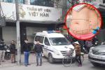Một cán bộ công an đi hút mỡ bụng tử vong ngay tại thẩm mỹ viện ở Hà Nội