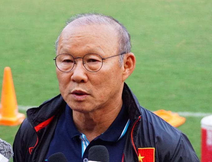 Hành xử lạ chưa từng có của HLV Park Hang Seo trước VCK U23 Châu Á-2