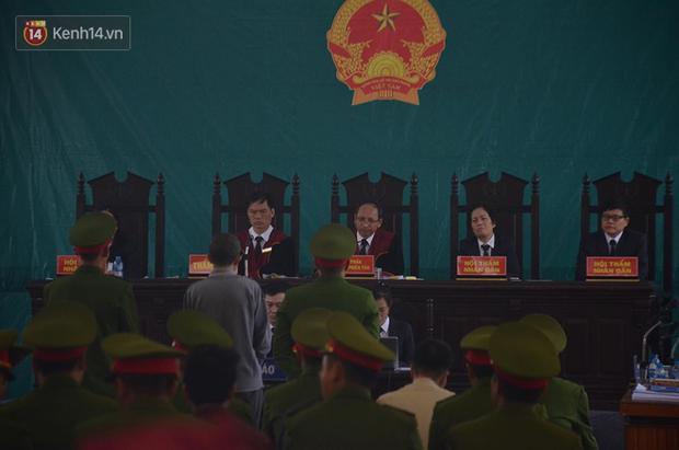 Sáng nay tuyên 9 bị cáo vụ án sát hại nữ sinh giao gà, Bùi Kim Thu bị tăng hình phạt?-1