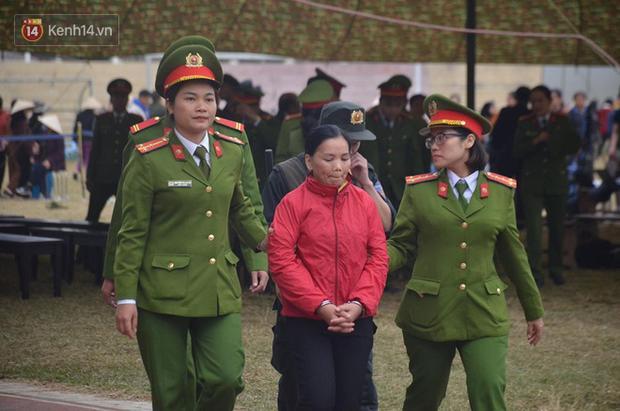 Sáng nay tuyên 9 bị cáo vụ án sát hại nữ sinh giao gà, Bùi Kim Thu bị tăng hình phạt?-4