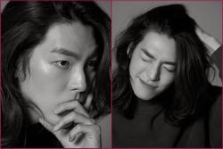 Kim Woo Bin khiến dân mạng 'ngất lịm' với bộ ảnh đẹp 'ná thở', đặc biệt là mái tóc lãng tử