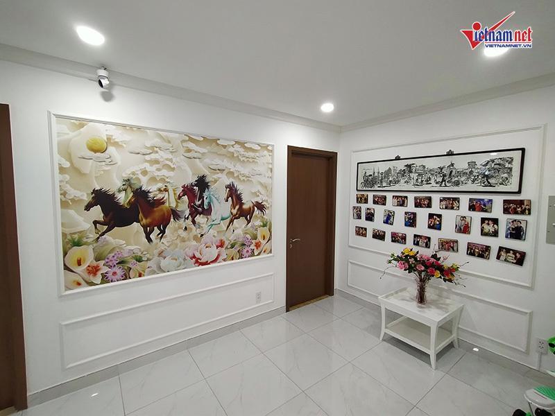 Phi Thanh Vân tiết lộ bí mật trong căn hộ rộng 200m2, giá 10 tỷ đồng-6