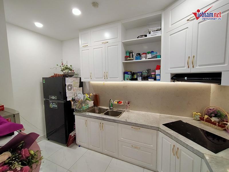 Phi Thanh Vân tiết lộ bí mật trong căn hộ rộng 200m2, giá 10 tỷ đồng-5