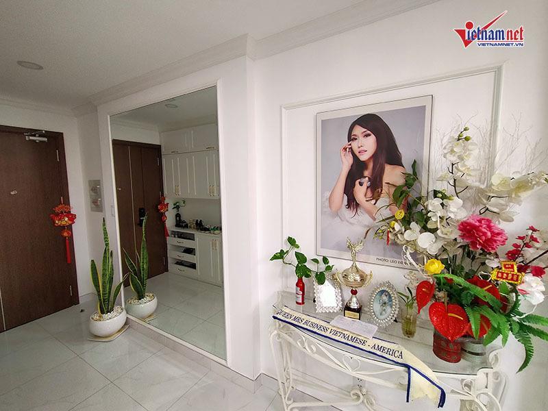Phi Thanh Vân tiết lộ bí mật trong căn hộ rộng 200m2, giá 10 tỷ đồng-2