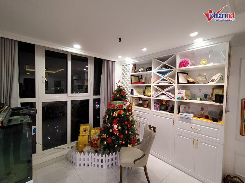 Phi Thanh Vân tiết lộ bí mật trong căn hộ rộng 200m2, giá 10 tỷ đồng-3