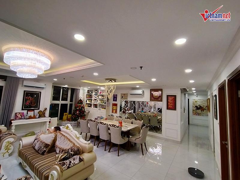 Phi Thanh Vân tiết lộ bí mật trong căn hộ rộng 200m2, giá 10 tỷ đồng-1