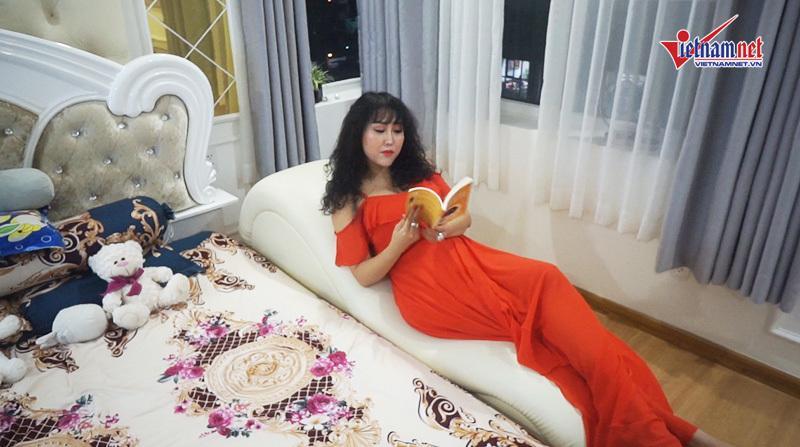 Phi Thanh Vân tiết lộ bí mật trong căn hộ rộng 200m2, giá 10 tỷ đồng-8