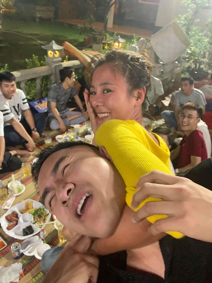 Con trai ruột Hoài Linh và kiều nữ làng hài Nam Thư đang bí mật hẹn hò?-2