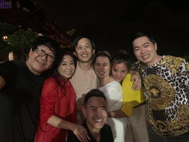 Con trai ruột Hoài Linh và kiều nữ làng hài Nam Thư đang bí mật hẹn hò?-3