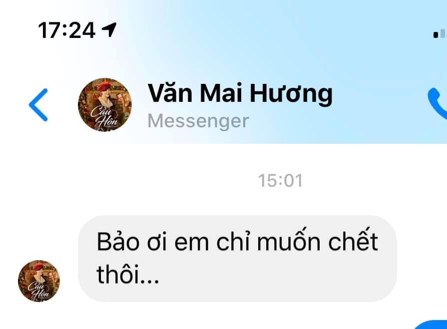 Văn Mai Hương sau khi bị lộ clip nóng tại nhà riêng: Em chỉ muốn chết thôi-4