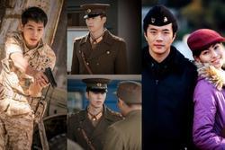 Những chàng soái ca trong làng quân đội - cảnh sát trên màn ảnh Hàn