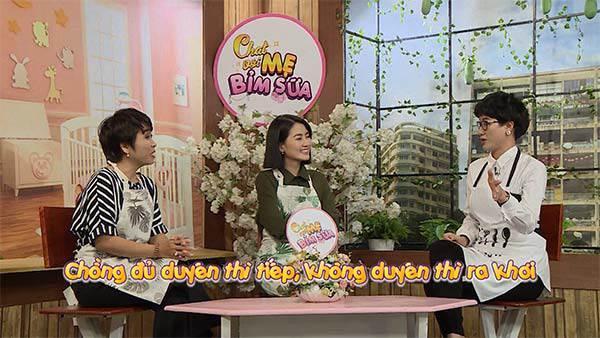 Trang Trần kể chuyện đi đẻ nổi da gà, khẳng định: Chồng ngoại tình, phải vỗ tay!-3