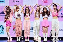 Nhóm nữ Hàn Quốc lộ bằng chứng hát nhép