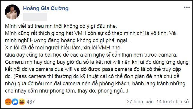 Nam diễn viên Người phán xử lại gây phẫn nộ khi nói xin link clip Văn Mai Hương để trêu vui-4