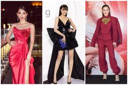 Ninh Dương Lan Ngọc chiếm spotlight thảm đỏ - Tiểu Vy xứng danh Best Face of the year
