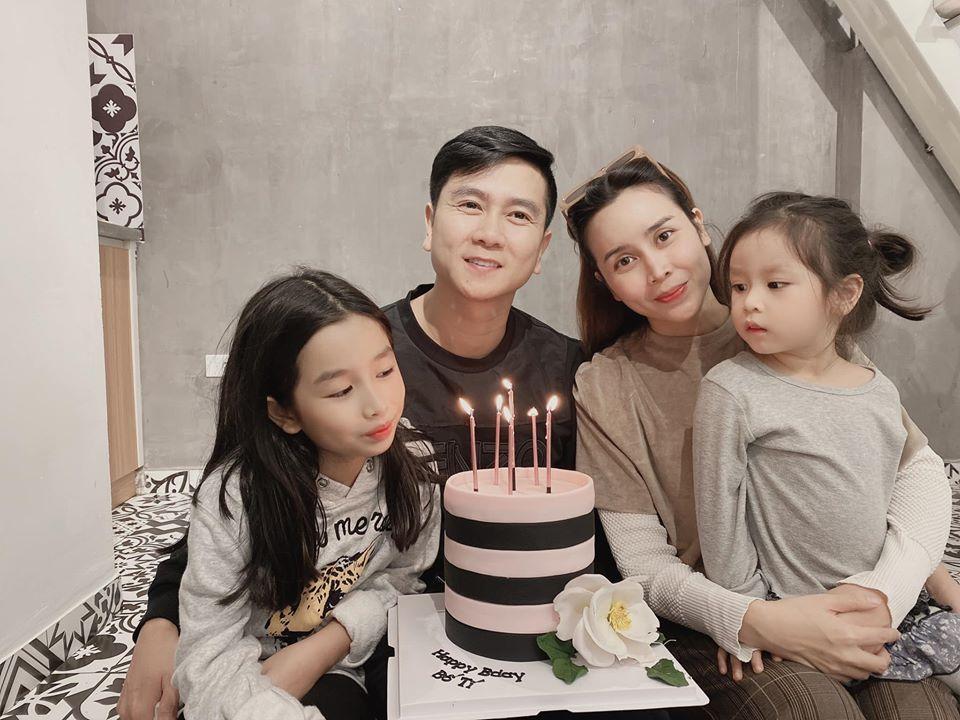Lưu Hương Giang cùng các con chúc mừng sinh nhật Hồ Hoài Anh sau ồn ào ly hôn-1