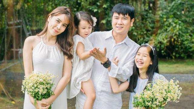 Lưu Hương Giang cùng các con chúc mừng sinh nhật Hồ Hoài Anh sau ồn ào ly hôn-2