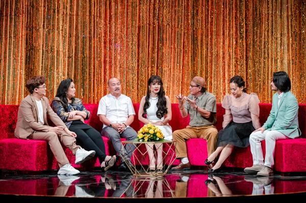 Diễn viên Việt Trinh tiết lộ từng phải ký giấy cam kết không bệnh ngôi sao, đi đúng giờ khi quay Người đẹp Tây Đô-4