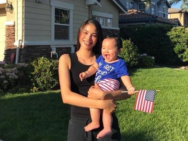 Sao Việt bí mật sang Mỹ sinh con-1