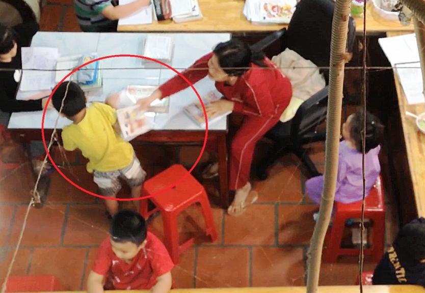 Vụ học sinh bị đánh đập, miệt thị trong lớp dạy kèm tại Ninh Thuận: Người phụ nữ đứng lớp không phải là giáo viên-1