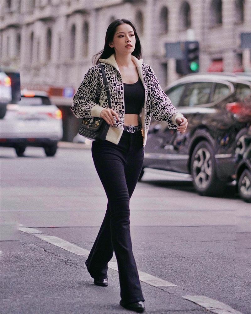 Chi Pu và Phượng Chanel đụng hàng áo khoác gần 100 triệu mà một trời, một vực-3