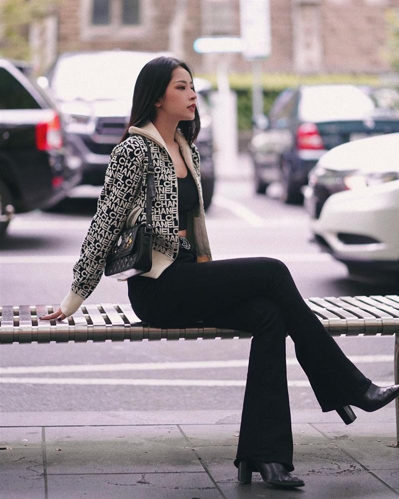 Chi Pu và Phượng Chanel đụng hàng áo khoác gần 100 triệu mà một trời, một vực-7