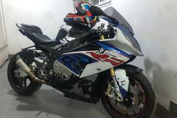 Nhận tin nhắn từ người lạ, chủ xe mô tô BMW S1000RR bị mất trộm giá hơn nửa tỷ đã tìm thấy xe ở Sài Gòn