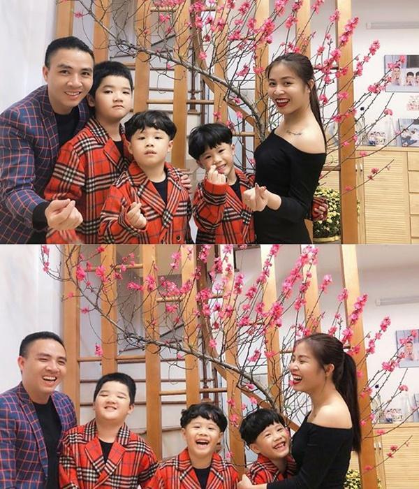 MC Hoàng Linh dành tình cảm ra sao với con riêng của chồng?-3