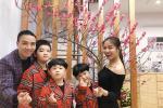 Chỉ một hành động nhỏ, MC Hoàng Linh đã nói lên tất cả mối quan hệ với con riêng của chồng