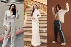 Bản tin Hoa hậu Hoàn vũ 30/12: Khánh Vân khẳng định đẳng cấp khi diện áo dài
