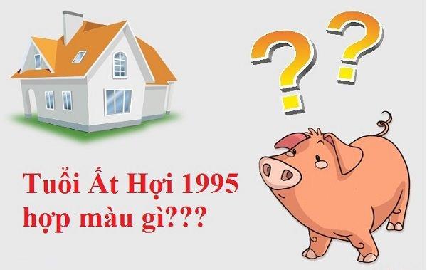 Sinh năm 1995 hợp màu gì khi xây nhà để có nhiều tài lộc, may mắn?-1
