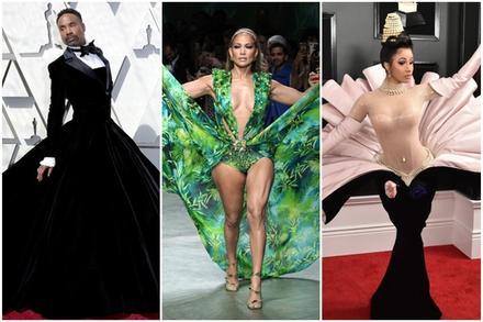 Kim Kardashian o ép vòng một và loạt khoảnh khắc ấn tượng nhất 2019