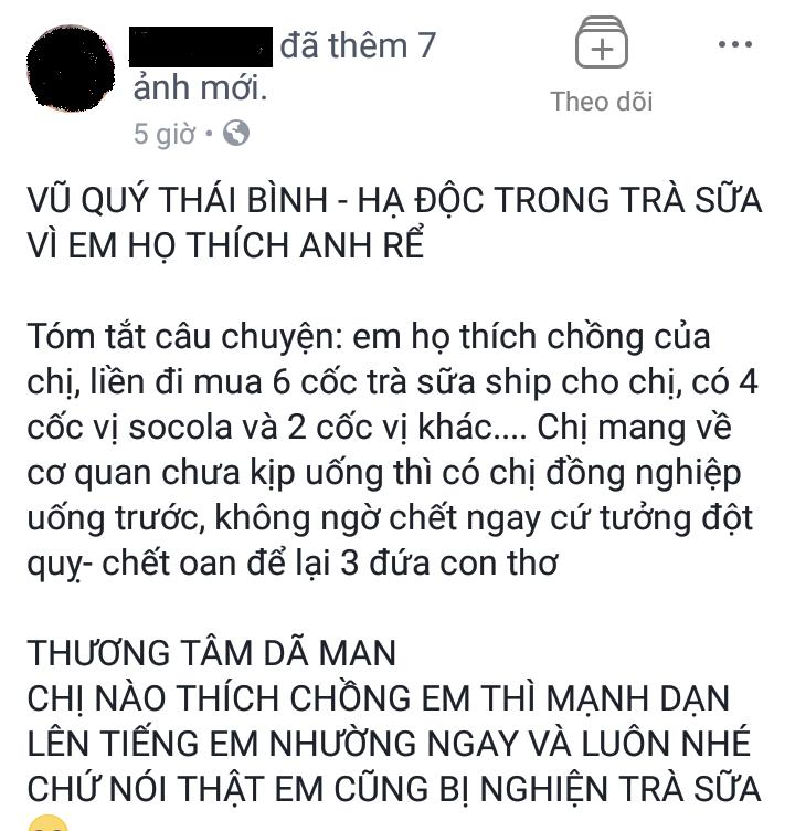 Shop bán đai nịt bụng gây phẫn nộ vì lợi dụng vụ án em họ yêu anh rể, đầu độc chị dâu ở Thái Bình-1