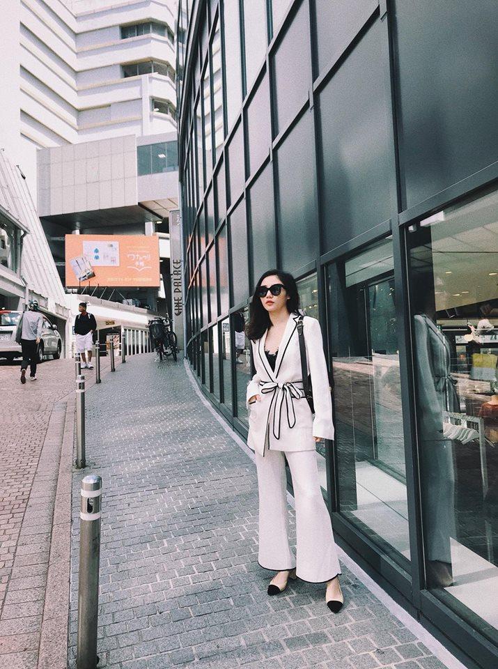 Lên đồ cực gắt khi dự sự kiện, street style của Văn Mai Hương lại trẻ trung nhờ cách mix đồ đáng gờm-11