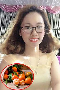 Vụ đầu độc chị họ ở Thái Bình: Ngoài trà sữa, Trang gửi kèm túi quýt và phong bì 100k giả vờ bệnh nhân biếu quà