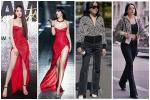 Sắc hồng ngọt ngào là thế mà hễ Phượng Chanel mặc là y như rằng bầu trời thời trang sụp đổ-10