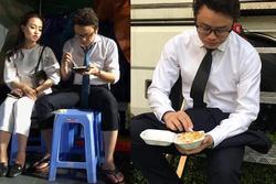Hé lộ hậu trường 'ăn vội vã nhìn đến tội' của MC đình đám VTV