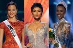 POWER of SHORT HAIR: H'Hen Niê được yêu thích hơn cả tân Hoa hậu Hoàn vũ Zozibini Tunzi