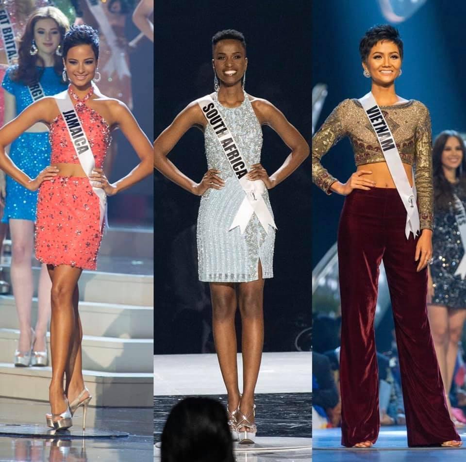 POWER of SHORT HAIR: HHen Niê được yêu thích hơn cả tân Hoa hậu Hoàn vũ Zozibini Tunzi-1
