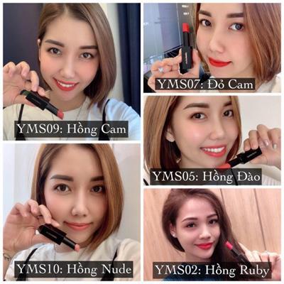 Review son Ninh Dương Lan Ngọc thương hiệu YumeiSakura từ A đến Z-5
