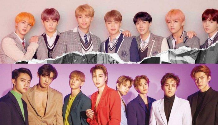 Đây là cách mà BTS và EXO xuất hiện dù không tham dự MBC Gayo Daejejun 2019-1