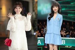 Hari Won nên tránh xa loại váy này nếu không muốn bị hiểu nhầm là mang bầu