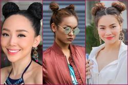 Làm tóc kiểu gì đi chơi đầu năm cho chất: Thử ngay tóc Na Tra như Hồ Ngọc Hà, Min, Chi Pu ngay thôi!