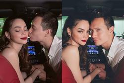 Gửi lời chúc năm mới nhưng Kim Lý lại hôn Hà Hồ ngọt lịm, dân mạng quyết liệt hối cưới ngày đầu năm