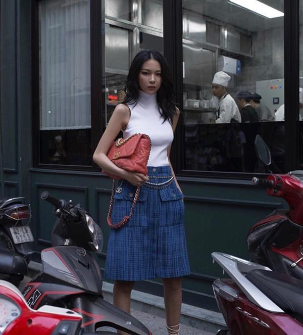 Sao Việt lên đồ đầu năm 2020: H'Hen Niê giản dị chân chất, Đỗ Mỹ Linh đầy ắp hàng hiệu-3