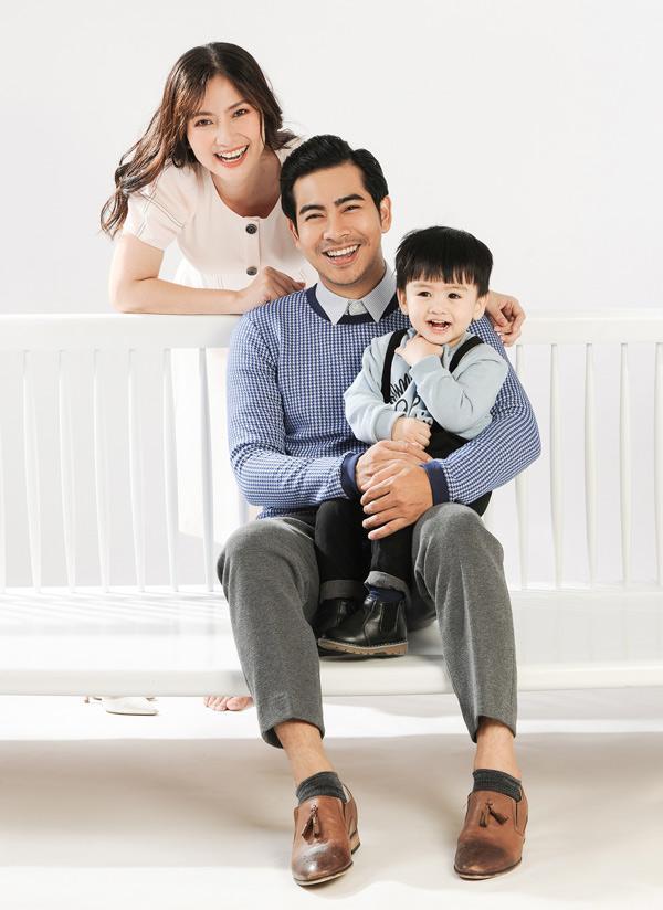 Ngọc Lan phản ứng khi con trai được nhận xét là bản sao của chồng cũ Thanh Bình-3