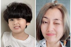 Ngọc Lan phản ứng khi con trai được nhận xét là bản sao của chồng cũ Thanh Bình